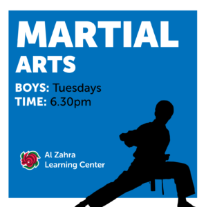 Male Only Martial Arts Course